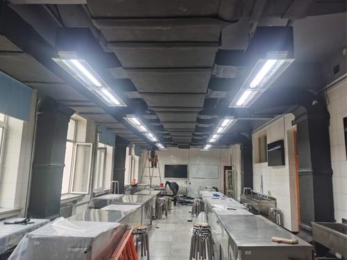 哈尔滨医科大学保温工程